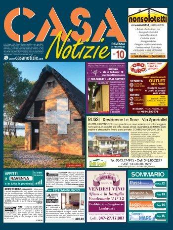 RAVENNA - CasaNotizie.com