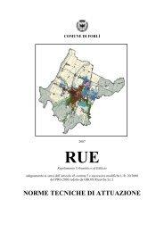 NORME TECNICHE DI ATTUAZIONE - Ristrutturazioni Edilizie