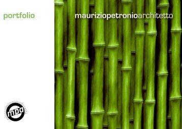 portfolio mauriziopetronioarchitetto - MPA