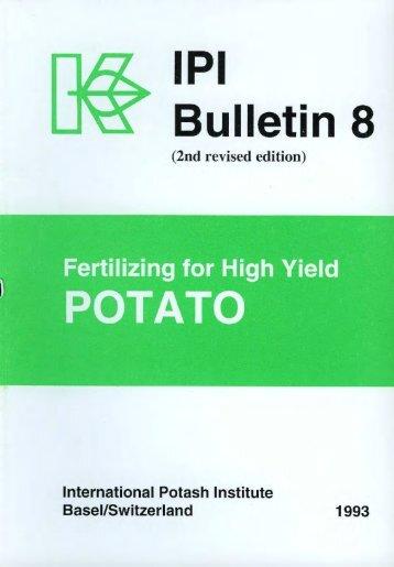 Download publication - The International Potash Institute
