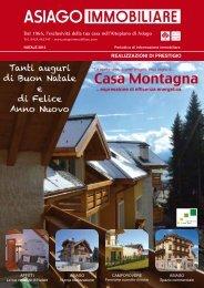 Casa Montagna - Immobiliare Asiago