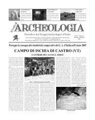 NUOVA ARCHEOLOGIA_2009_Layout 1 - Gruppi Archeologici d'Italia