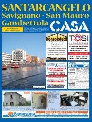 Savignano - San Mauro Gambettola - CasaNotizie.com