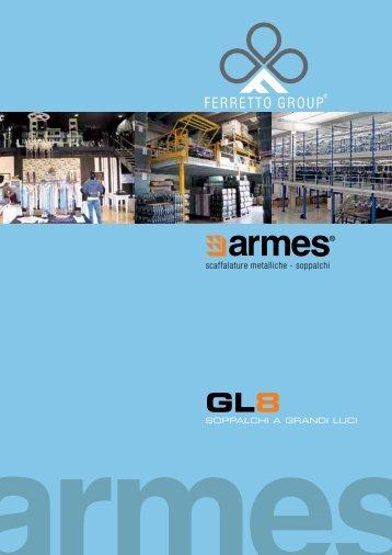 GL8 Soppalchi a grandi luci Armes - Download - Ferretto Group