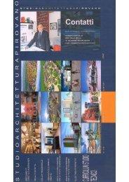 curriculum vitae - Ordine degli architetti di Monza e Brianza