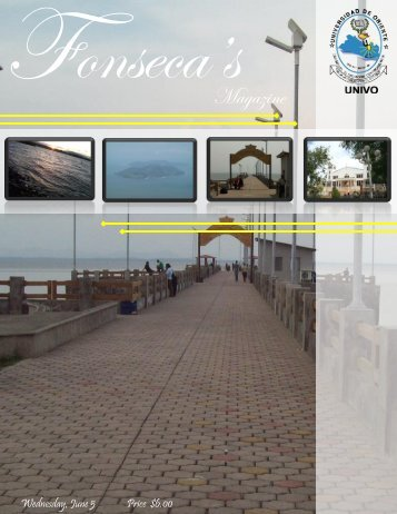 Fonseca's magazine tourism