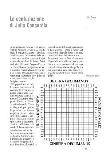 La centuriazione di Julia Concordia.pdf