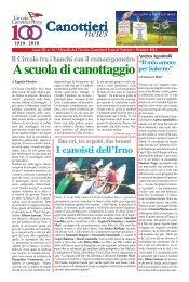 Scarica il PDF del Giornale – Ottobre 2012 - Circolo Canottieri Irno