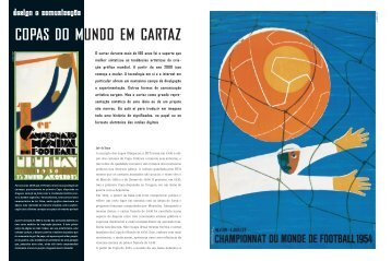Copa do Mundo em cartaz - ARC Design