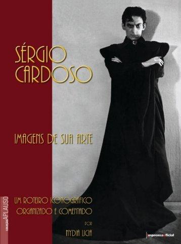 Sérgio Cardoso - Livraria Imprensa Oficial