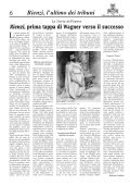 Rienzi - Il giornale dei Grandi Eventi - Page 6