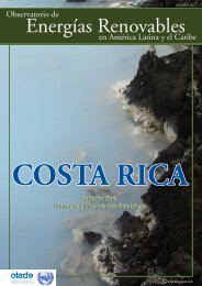 Caso Costa Rica - Observatory for Renewable Energy in Latin ...