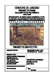 07-Computo metrico lotto 2.pdf - Comune di Arezzo