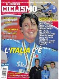 Longo apre alla grande - Federazione Ciclistica Italiana