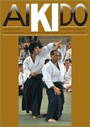 Guarda la rivista in PDF - Daniele Montenegro, Aikido Aikikai