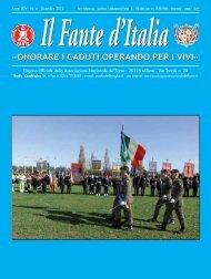 il fante n. 4 rid.pdf - Associazione Nazionale del Fante