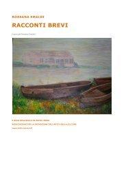 RACCONTI BREVI - Estro-Verso