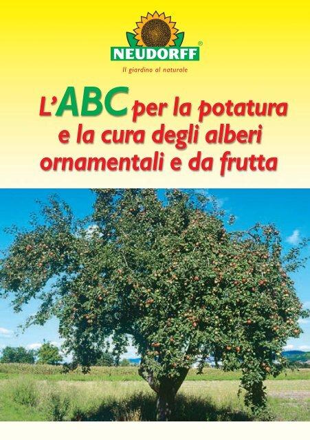 Piantare alberi da frutta - Neudorff