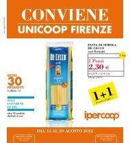 1+1 - Unicoop Firenze