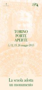 La scuola adotta un monumento - Città di Torino - Page 2
