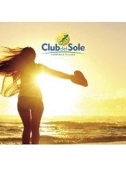 CAMPING & VILLAGE - Club del Sole