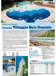 Camping Villaggio Baia Domizia - Happy Camp