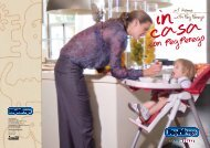 at home with Peg Perego - Malli