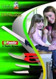 catalogo family 2012.qxd - Coltellerie Paolucci Snc