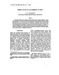 J. mar. biol. Ass. India, 1991, 30 (1 & 2) - Eprints@CMFRI - Central ...