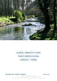 flora valle Olona - Istituto Comprensivo di Cairate