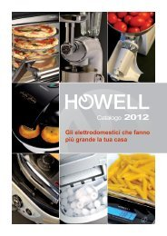Catalogo 2012 - Howell