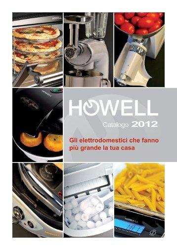 Catalogo 2012 - Howell