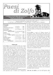 notiziario colore 2010-01-15.indd - Paesi di Zolfo