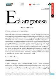 Prima metà del secolo XV PITTURA TARDOGOTICA IN BASILICATA ...