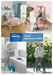 catalogo benessere Invacare 2010 - Ortopedia Salvati 1850