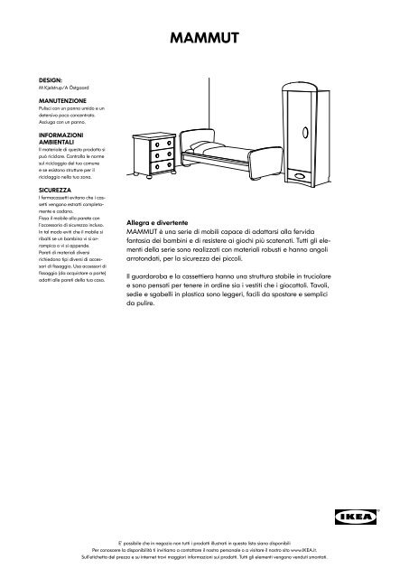 Le Sedie Di Ikea.Mammut Ikea