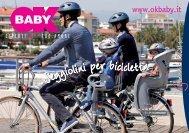 G G Seggiolini per bicicletta - Velox