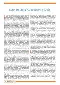 celebrata la giornata delle associazioni d'arma - Associazione ... - Page 6