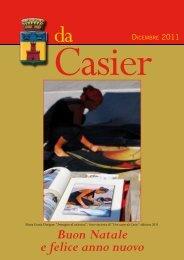 Dicembre 2011 - Comune di Casier