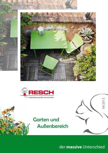 Garten und Außenbereich