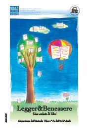 """Progetto """"Legger&benessere"""" - Azienda ULSS 8"""