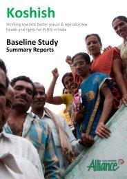 Koshish - India HIV/AIDS Alliance