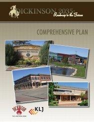 Comp Plan Final (24Mb PDF) - Dickinson 2035: Roadmap to the ...