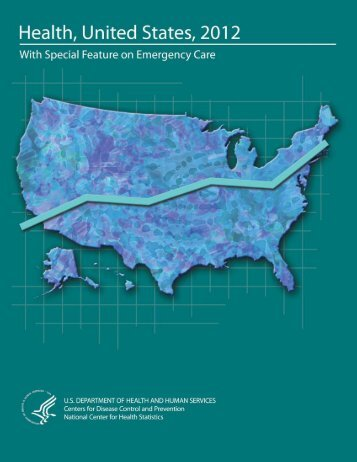 Health, United States, 2012 - Centers for Disease Control and ...