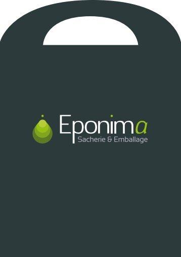 Eponima - Sacherie & Emballage