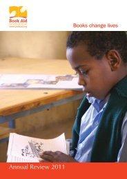 Annual Review 2011 - Book Aid International