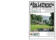 quaderno 14 corretto.pdf - Sistema Bibliotecario Urbano