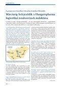 GYÓGYHÍR MAGAZIN - XX. évfolyam 2012/8. szám - Cédrus Patika - Page 6