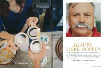 "Ein gutes Bier muss ""maulieren""' - gutegeschichte.de"
