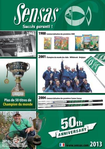 Catalogue Sensas 2013.pdf - Feeder Team Liege